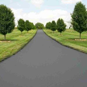 Acreage Driveway Paving