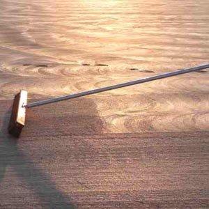 Broom Finish