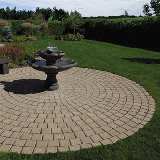 Paving Stone (flower beds and surface paving)