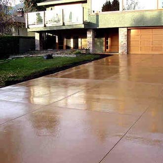 Smooth Finish (Garages & Basements)