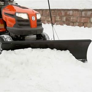 Snow removal and plowing